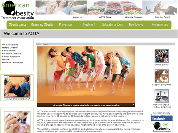 American Obesity Association