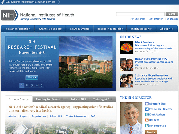 National Institutes Health